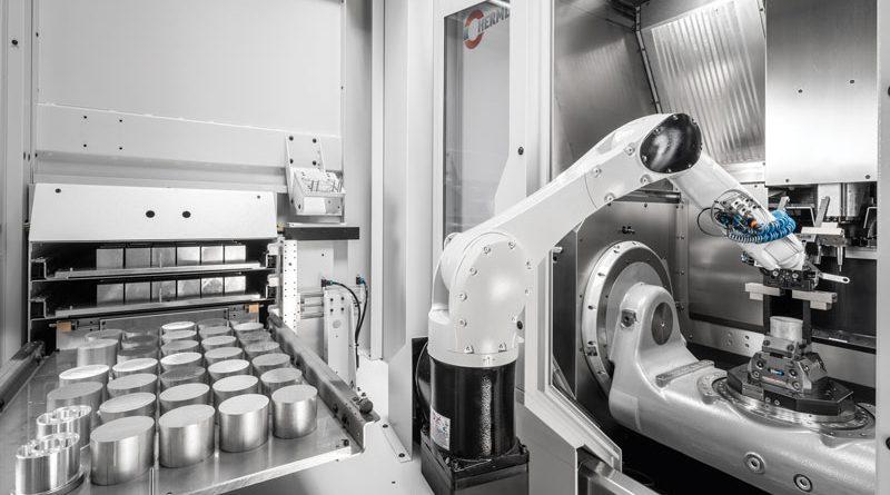 Il sistema robotizzato RS 05 è stato perfezionato non solo per adattarlo a modelli macchina aggiuntivi, ma anche per rispondere alla richiesta di personalizzazioni del magazzino.