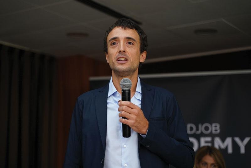 Marco Onofri, Responsabile di RoadJob Academy.