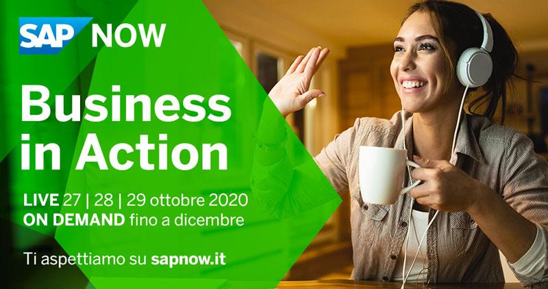 SAP, business in action, trasformazione digitale, innovazione