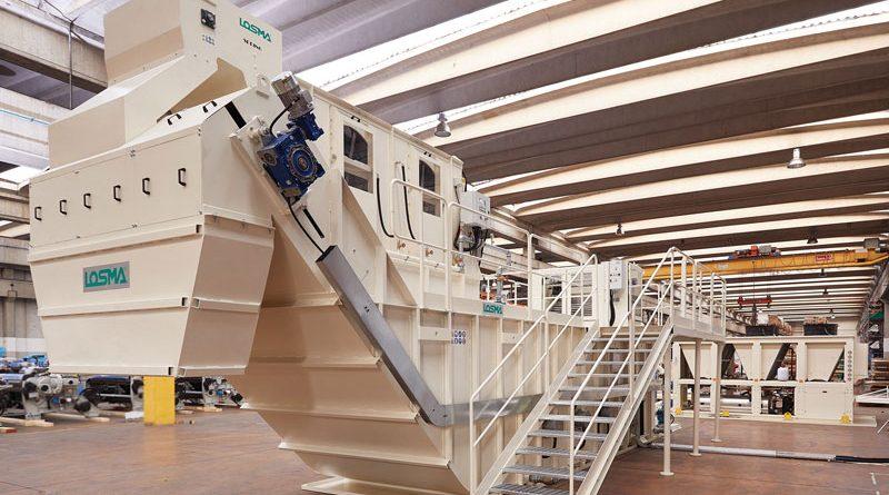 I sistemi Losma sono destinati alla filtrazione di nebbie oleose e liquidi lubrorefrigeranti per macchine utensili.