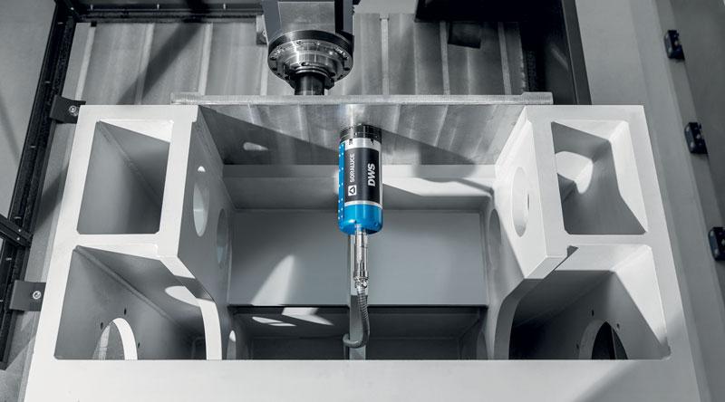 Il sistema DWS (Dynamic Workpiece Stabiliser), brevettato da Soraluce, è stato premiato con il Quality Innovation Award.