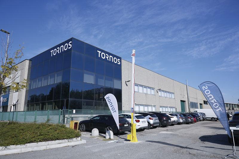 Il nuovo Customer Center Milano di Tornos, a Rho.