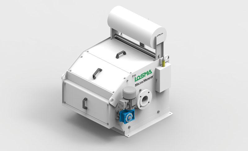 La serie di depuratori per liquidi lubrorefrigranti ad alto rendimento Micro-Master utilizza come mezzo filtrante il tessuto TNT.