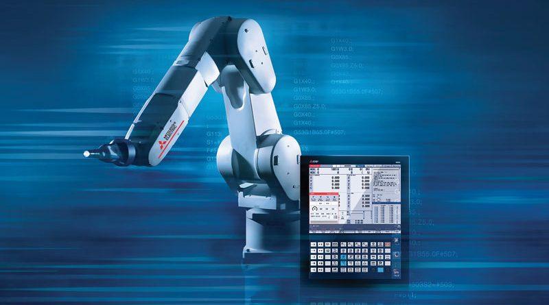 Disponibile su tutti i CNC della serie M8, la soluzione DRC consente agli operatori di macchine utensili di programmare rapidamente i robot direttamente dal pannello CNC, senza competenze specialistiche.