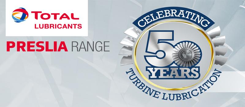 50 anni di lubrificazione delle turbine
