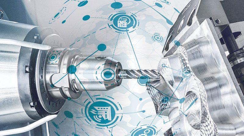 Il software Connected Manufacturing di Hoffmann Group fornisce una completa panoramica sugli utensili e sui loro gemelli digitali in tempo reale.