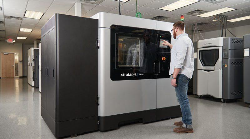 Plyform utilizza la stampante 3D F900 per produrre particolari finali leggeri on-demand.