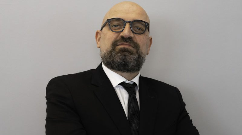 Luca Dell'Orto, Chief Sales Officer