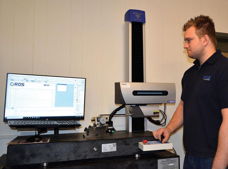 RDS Precision Engineering è un fornitore indipendente britannico di alto livello di componenti di precisione.