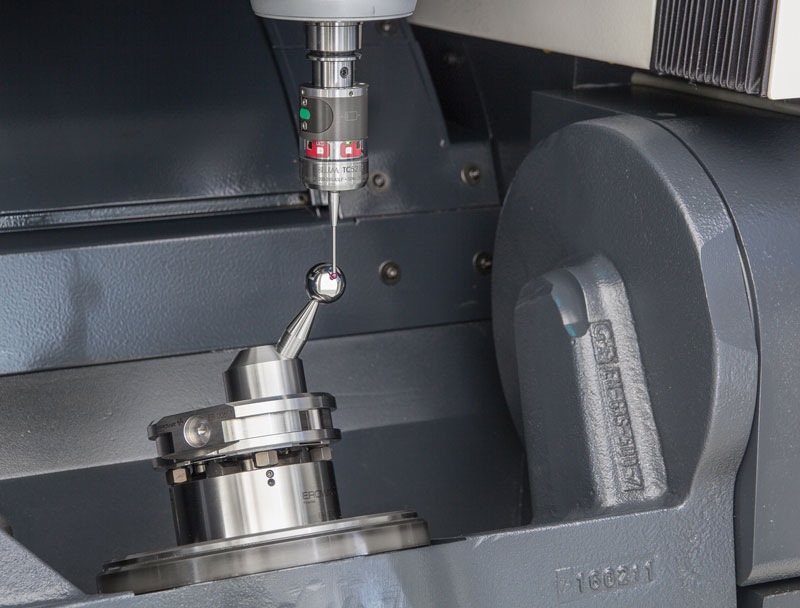 Insieme al TC60, Blum-Novotest fornisce anche il ricevitore radio compatto RC66 e l'interfaccia di comunicazione IF59.
