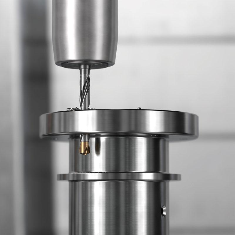 Sandvik Coromant presta grande attenzione allo sviluppo dei propri utensili standard.