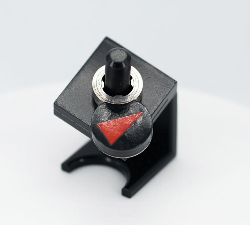 Smart Washer consente la misurazione senza contatto e wireless del carico assiale dei bulloni di tenuta.