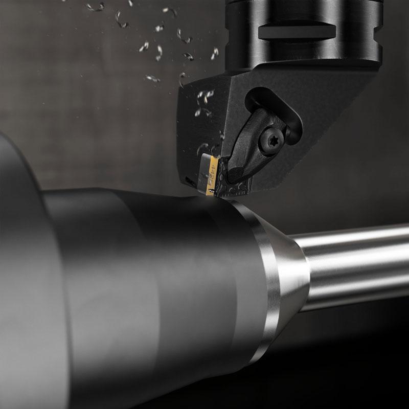 Con lo strumento on-line Tailor Made di Sandvik Coromant, gli utenti possono definire le caratteristiche degli utensili in base alle loro esigenze di produzione.