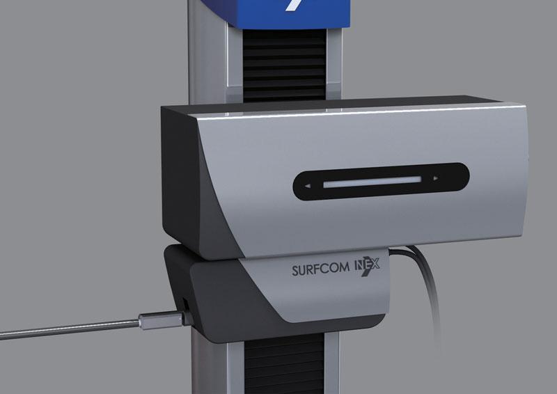 SURFCOM NEX 041 di Accretech è una stazione di misura a CNC in grado di effettuare misure bidimensionali dei profili ad alta precisione.