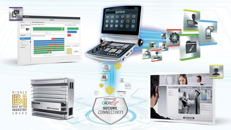 I moduli coordinati su cloud Planning Board, Production Feedback e Production Cockpit assicurano un accesso semplificato alla digitalizzazione della produzione.