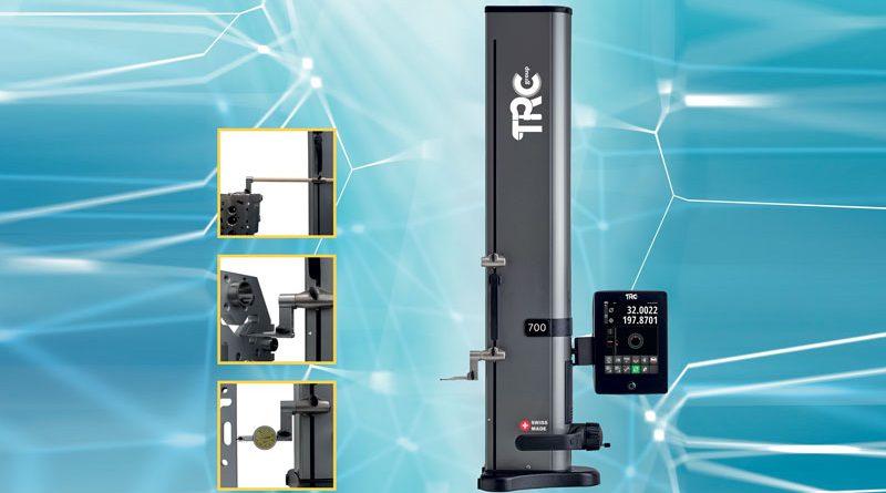 La nuova linea di altimetri digitali 2D TRC4002D e TRC7002D sono allineati con i requisiti di Industria 4.0, e consentono di validare in produzione gli avanzamenti di fase dei lotti di pezzi, con misurazioni più complete, contribuendo a ridurre il time to market.