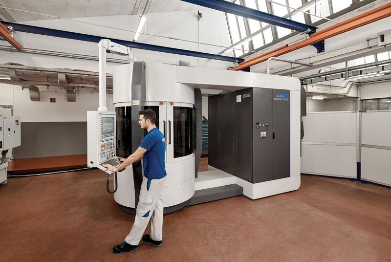 Mikron Multistar CX-24CONTACTS è la soluzione standardizzata di Mikron SA Agno destinata alla produzione di connettori elettrici high-tech.