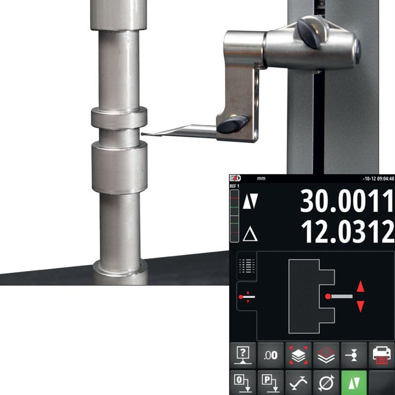 Funzione per la misurazione automatica di una cava.