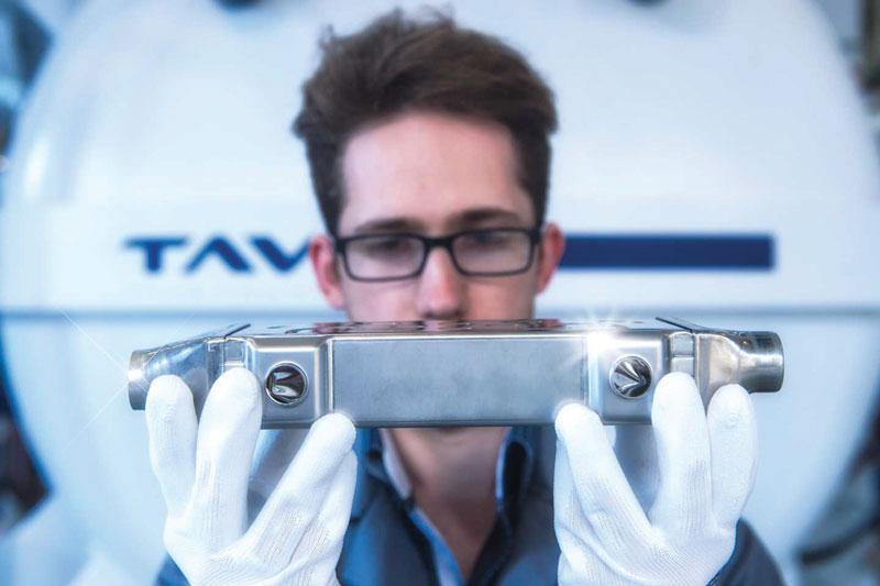 Nel settore automotive, l'uso dell'alluminio come elemento principale per gli scambiatori di calore di alta qualità sta diventando sempre più popolare.