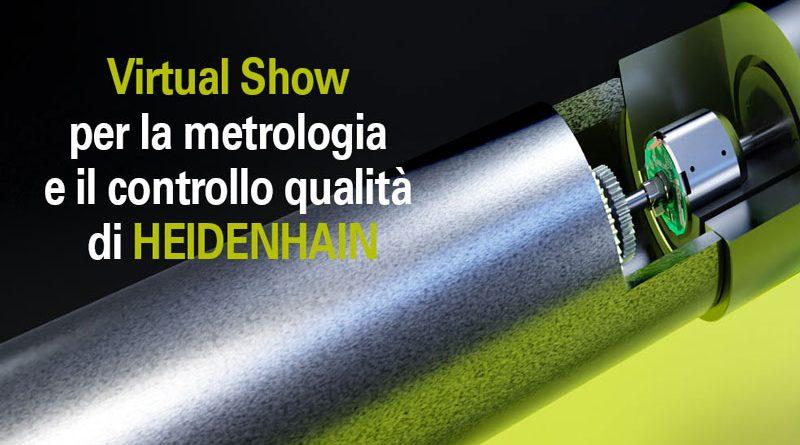 Un Virtual Show per la metrologia e il controllo qualità