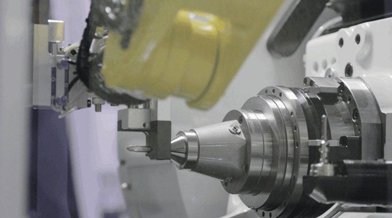 NCA propone un pacchetto completo composto da rettificatrici, cambiamole, caricatore, misurazione laser, software di simulazione 3D.
