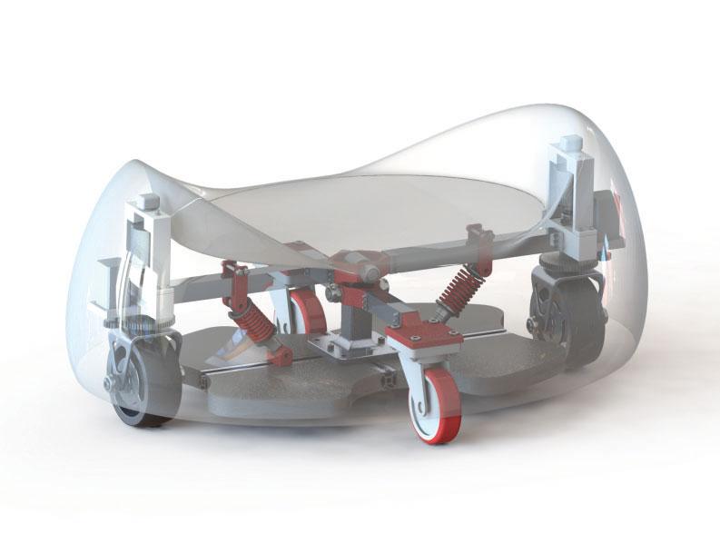 Un esempio di robotica al servizio della salute è la piattaforma mobile Paqutiop, uno dei progetti sviluppati dal Politecnico di Torino.