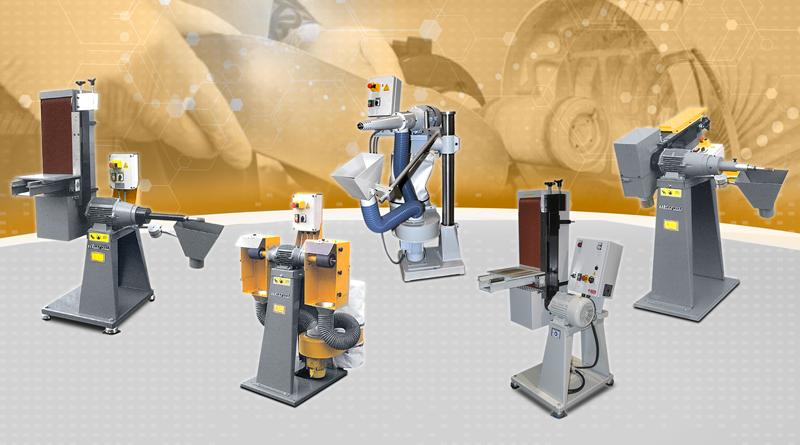 Per lavorazioni a secco dei materiali nelle officine ortopediche