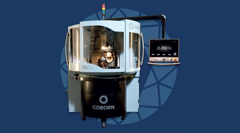 Coborn offre una vasta gamma di macchine e accessori per tutte le lavorazioni di sfaccettature dell'industria del diamante come la rettificatrice planetaria RG9A a CNC di ultima generazione.