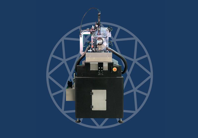 La rettificatrice planetaria di ultima generazione PG6 è progettata per la lavorazione di utensili in diamante a singolo cristallo (SCD) naturale o sintetico.