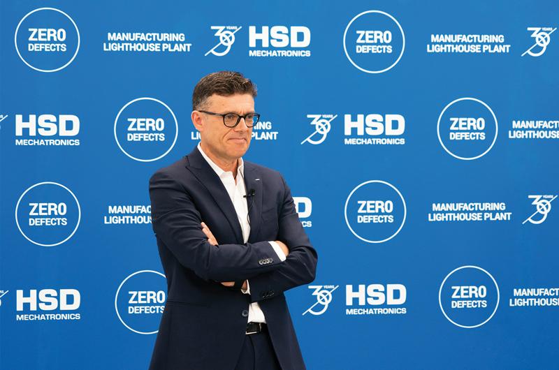 Fabrizio Pierini, HSD Division General Manager.