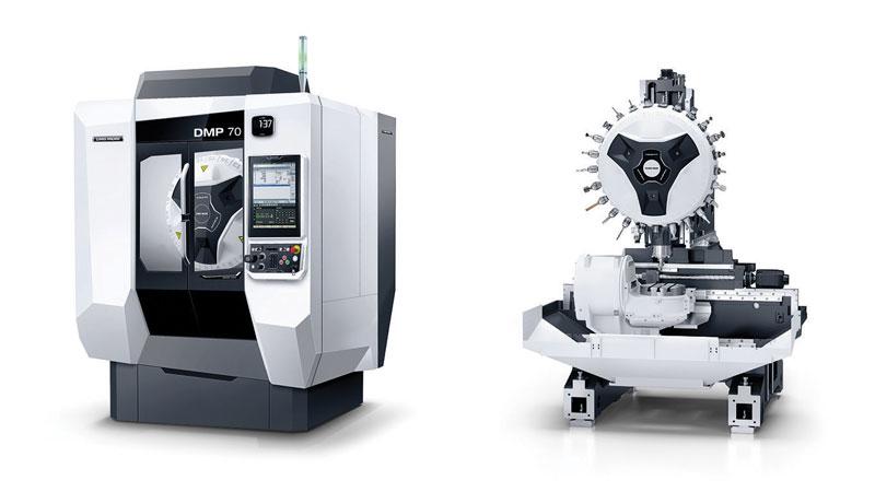 """La nuova DMP 35 si basa sugli stessi componenti di comprovata qualità della """"sorella maggiore"""" DMP 70."""