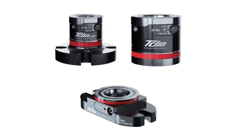 TDM, acronimo di Torque Die&Mould, è un sistema di bloccaggio innovativo e brevettato progettato per il mercato dello stampo.