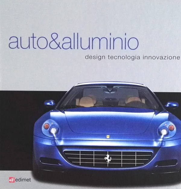 Auto&Alluminio libro
