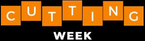 Cutting Week Logo